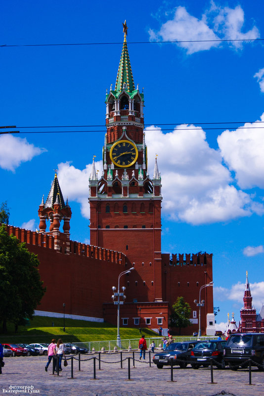 Москва.Красная Площадь - Екатерина Гуща
