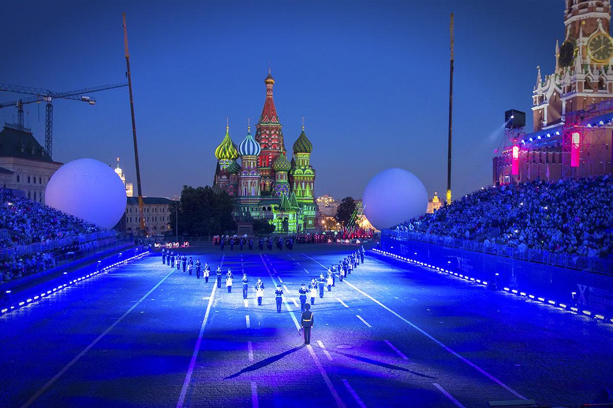 Фестиваль Спасская башня - Андрей Шаронов