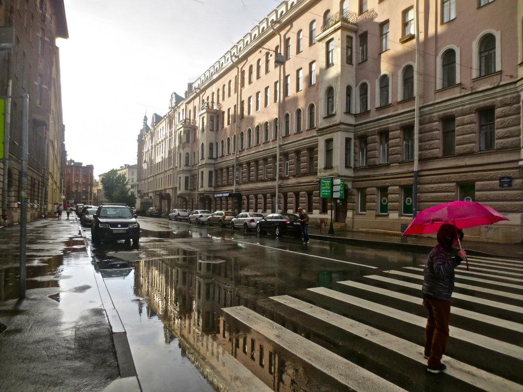 на улице Блохина - Елена