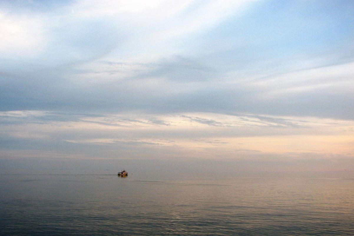 Море зовет ! - Leonid Voropaev