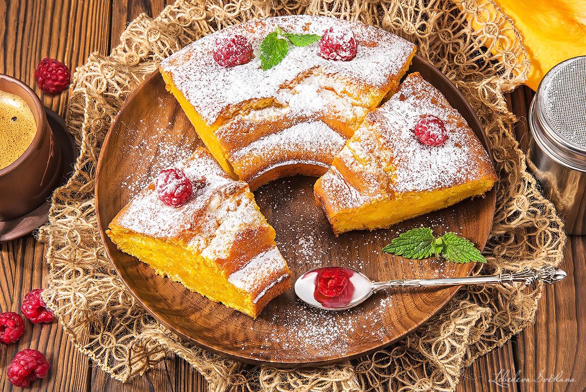 Пирог из тыквы - Светлана Л.