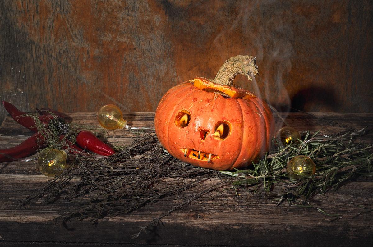 Halloween - Елена Ел