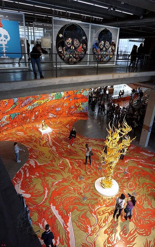 Выставка Мураками ... - Лариса Корженевская