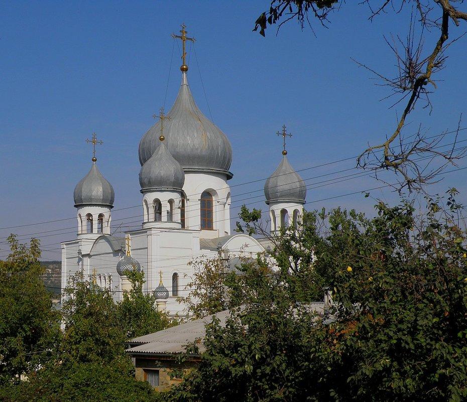 Храм Феодоровской иконы Божией Матери - Александр Рыжов
