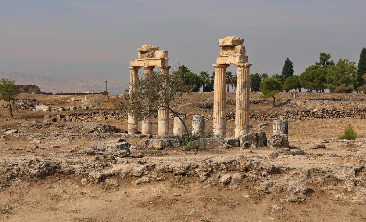 Памуккале, Иераполис - галина северинова