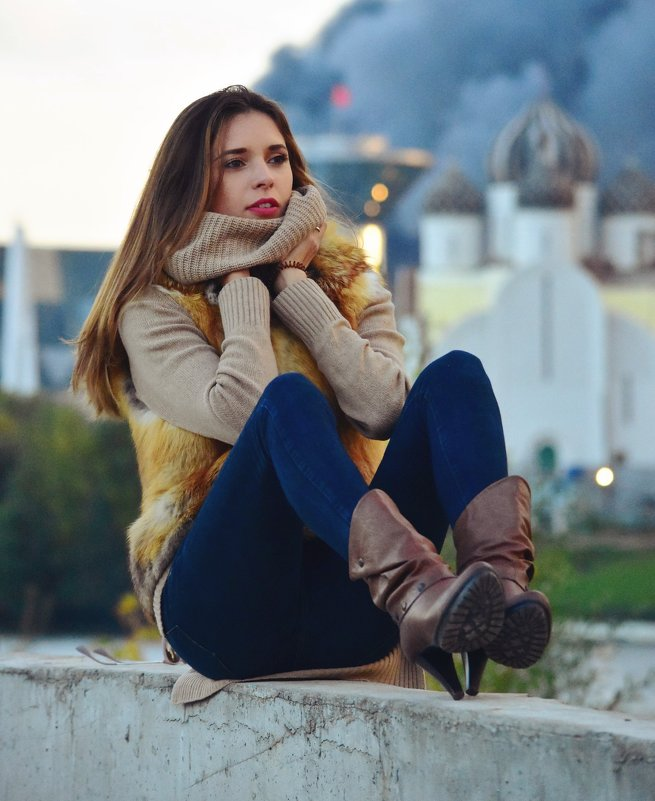 Dangerous girl - Bogdasha Sidorenko