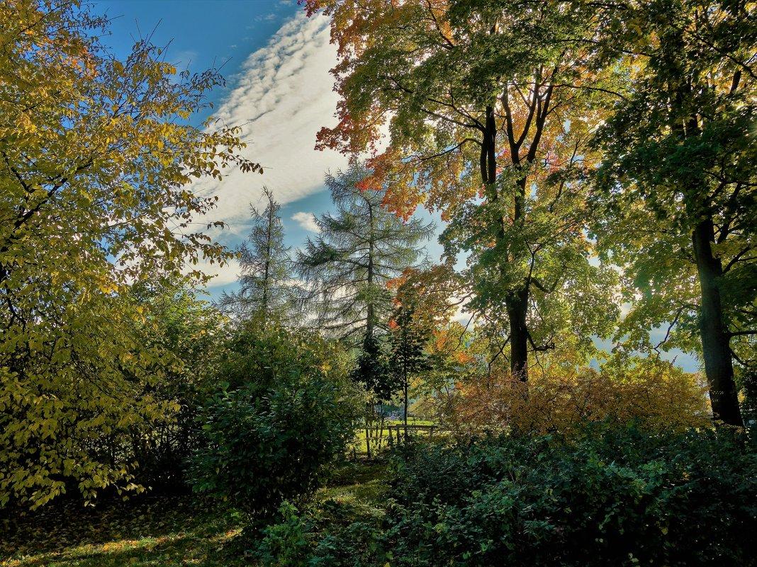 Там,где живёт осень... - Sergey Gordoff