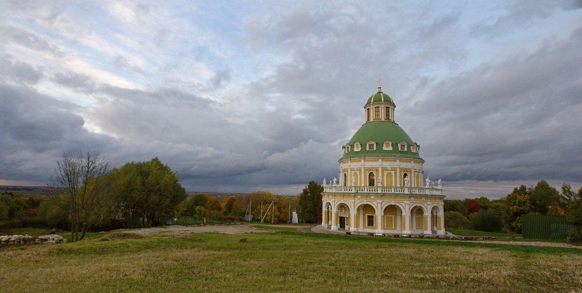 Церковь Рождества Пресвятой Богородицы в Подмоклово - Константин