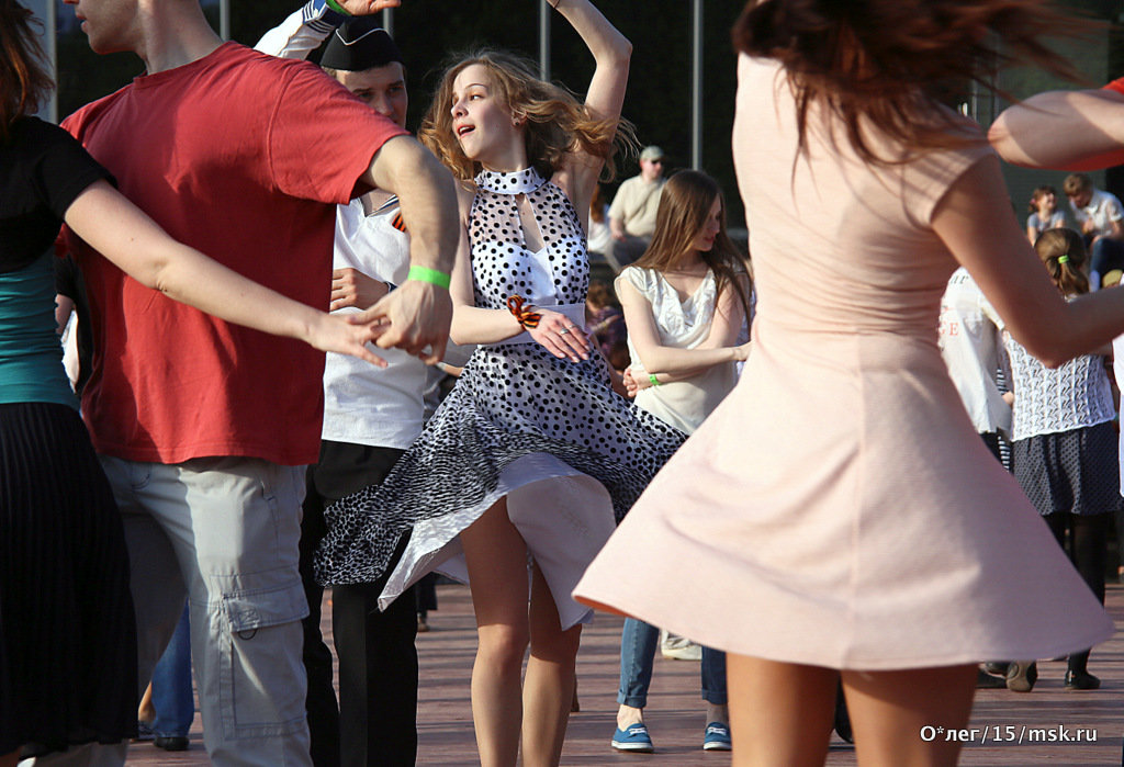 когда танцы зажигают - Олег Лукьянов
