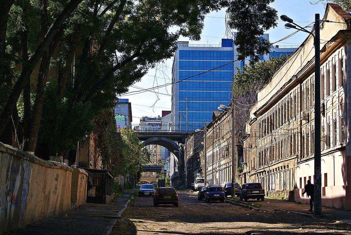 Одесские мосты - Александр Корчемный