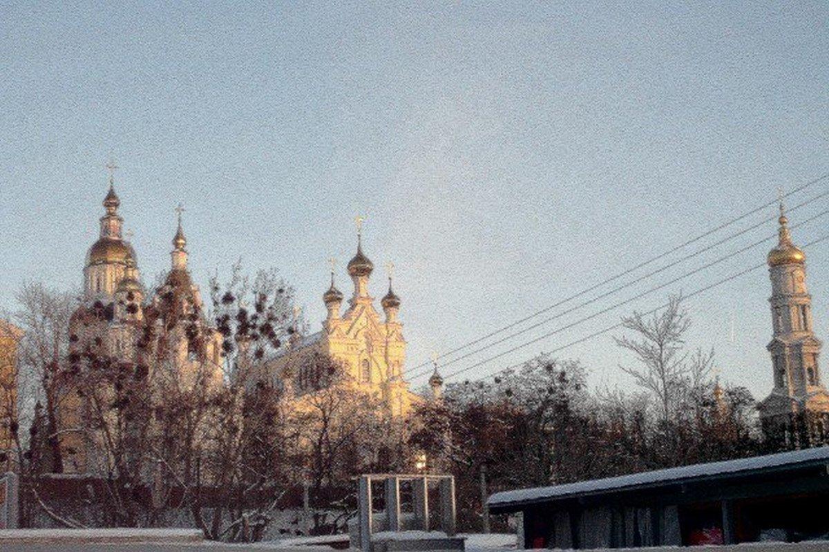 Покровский собор - Бармалей ин юэй