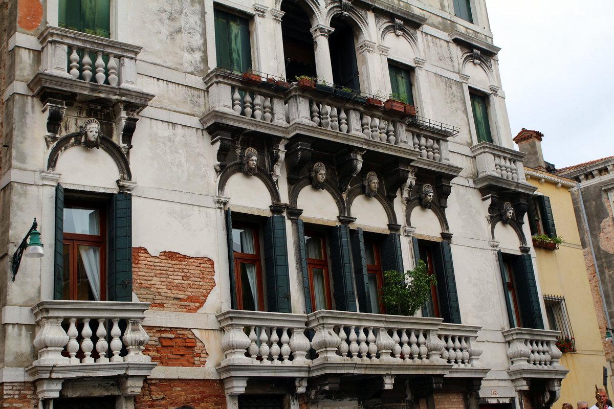 Венецианские истории. - tatiana
