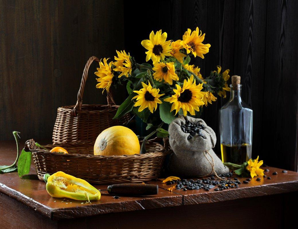 В цвете сентября (вар.2) - Наталья Казанцева