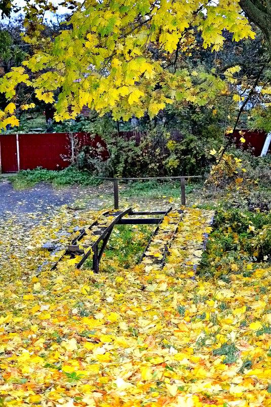 Падают листья.... - Михаил Столяров