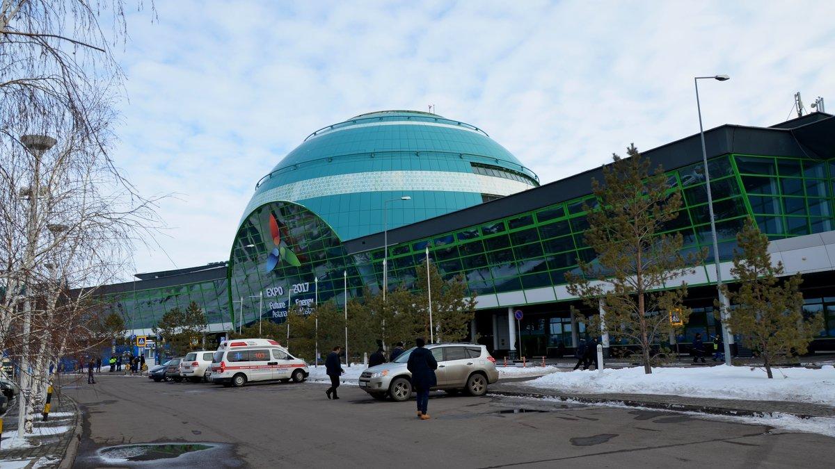 Астана - ДенKZ341 ***