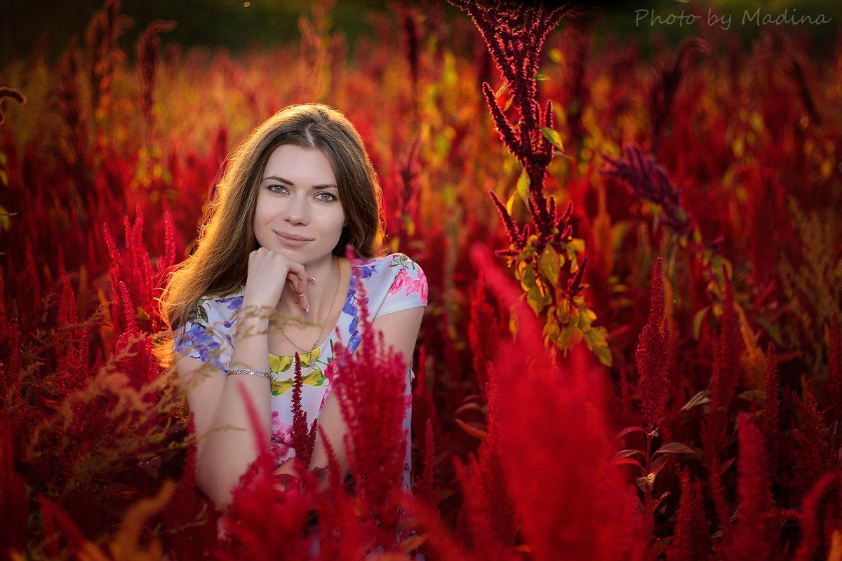 Амаранта - Мадина Скоморохова