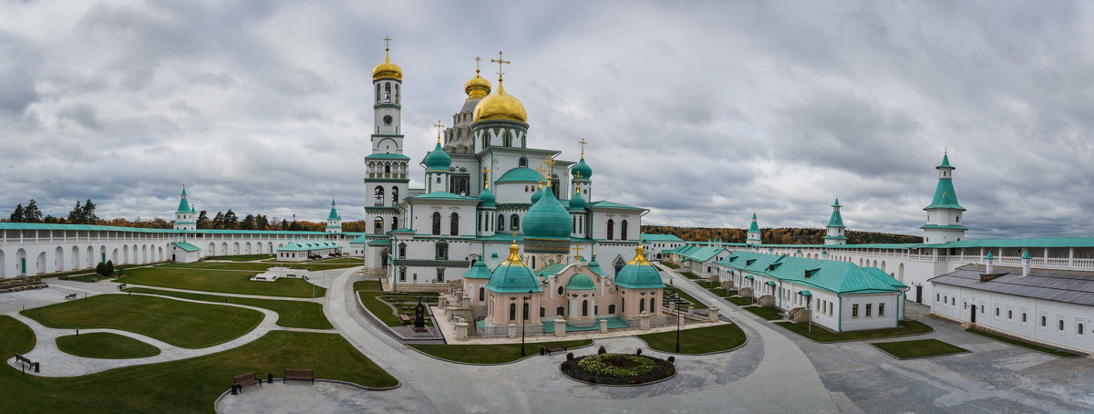 Воскресенский Новоиерусалимский монастырь - Борис Гольдберг