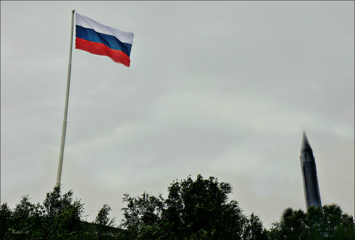 Под сенью российского флага... - Кай-8 (Ярослав) Забелин