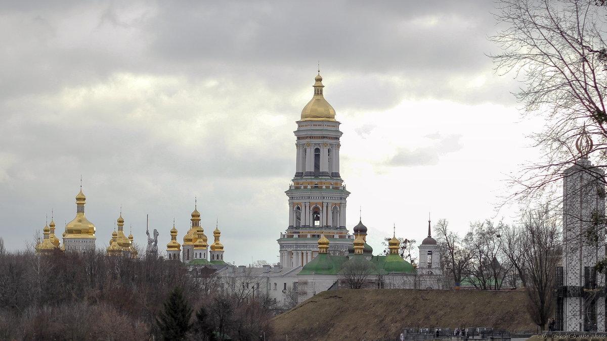Киев. Киево-Печерская лавра. - Светлана