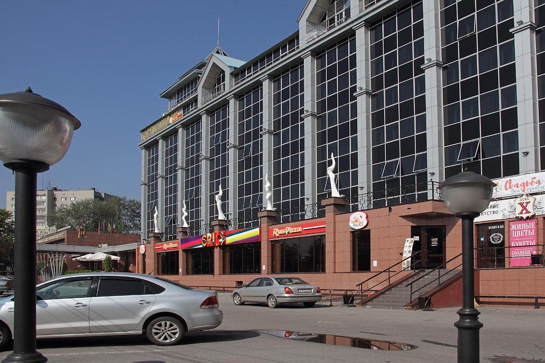 Гостиница. Липецк - MILAV V