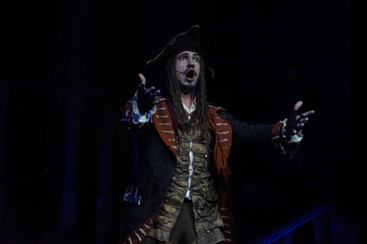Судьба пирата.. - Евгения Турушева