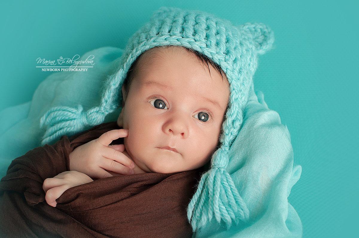 Фотосессия новорожденных - Марина Белогрудова