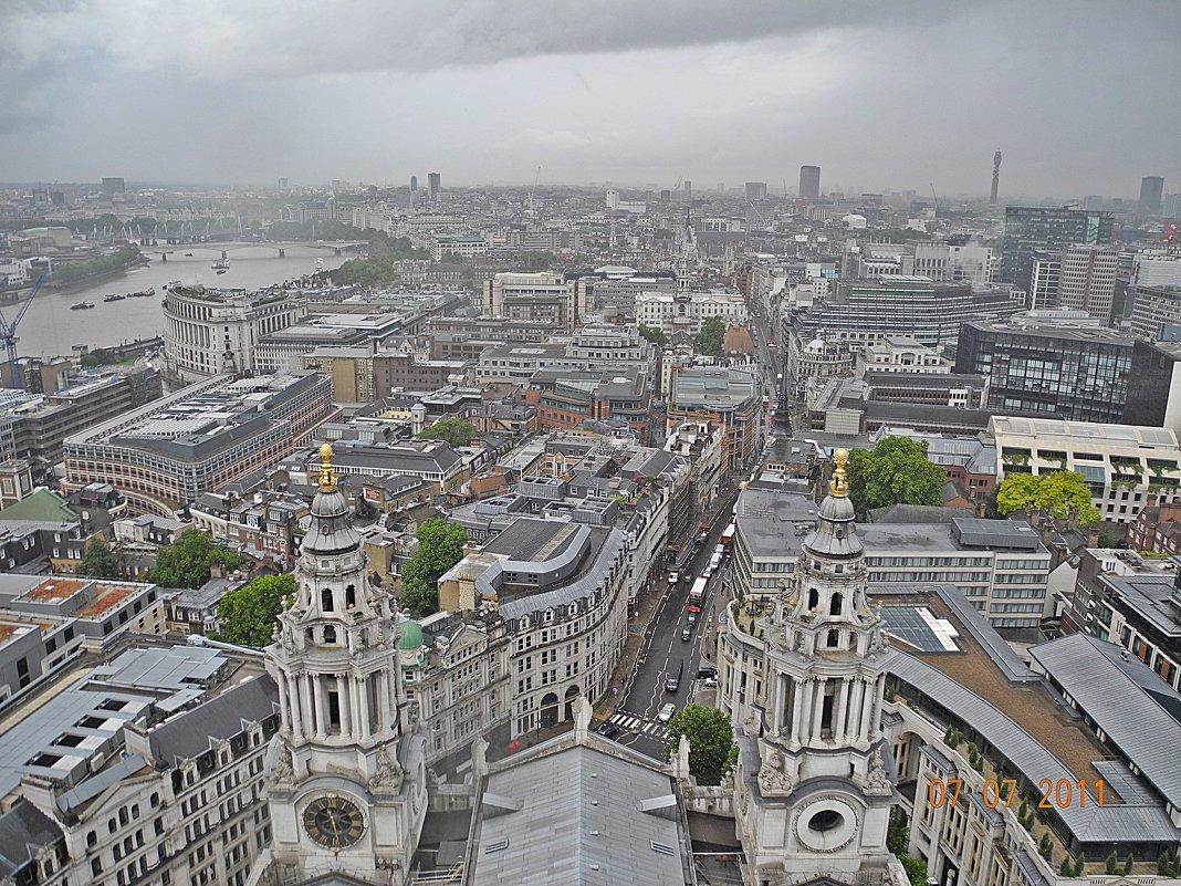 По  волнам  моей  памяти! Старый  добрый  Лондон! - Виталий Селиванов