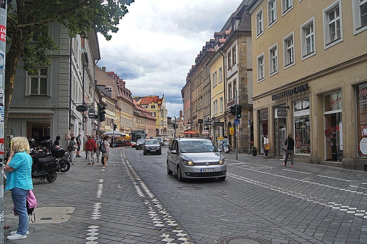 Длинная улица - irina Schwarzer