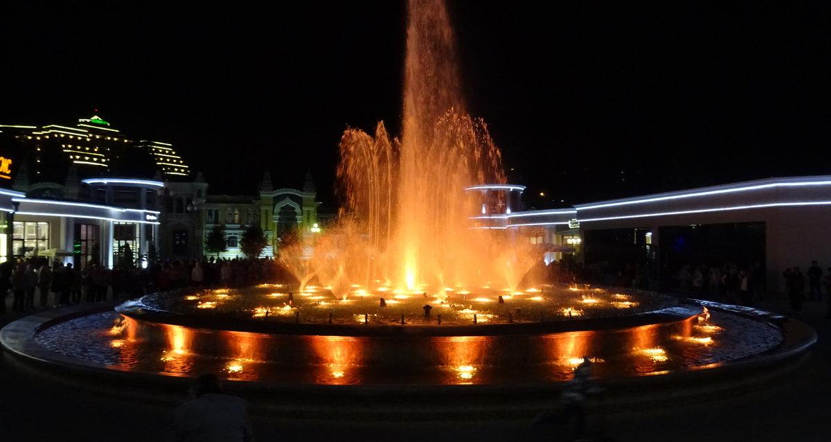 Кисловодск. Поющий фонтан - 4 - татьяна