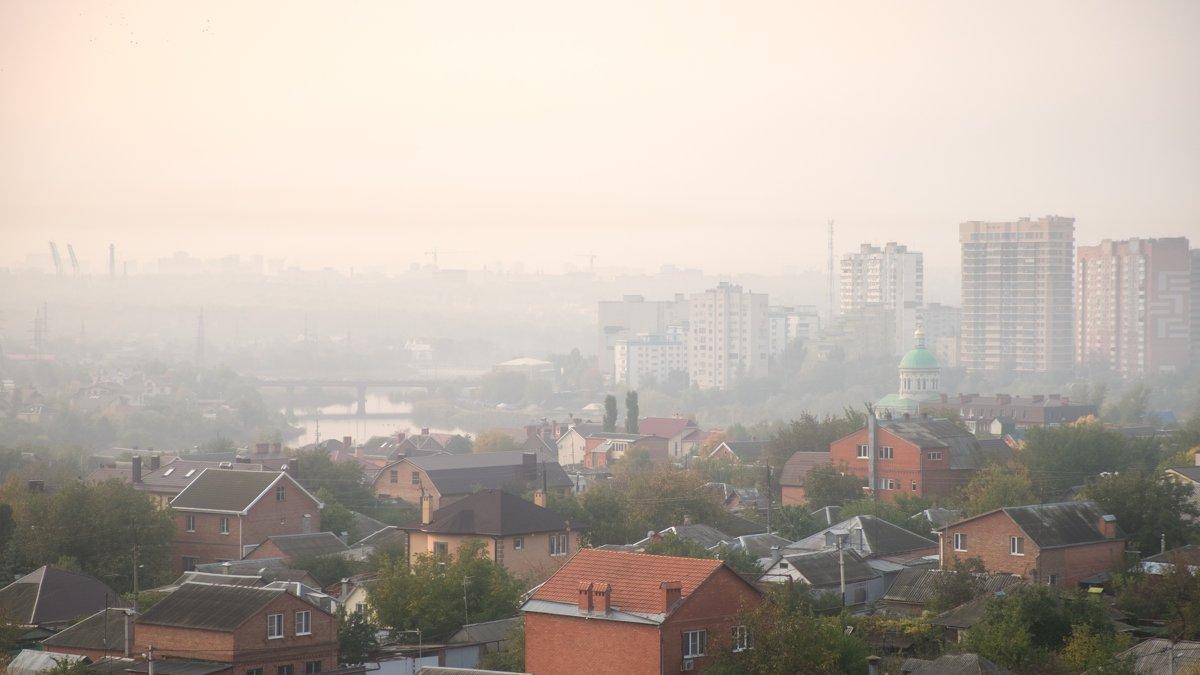 Осень из моего окна - Александр Гапоненко
