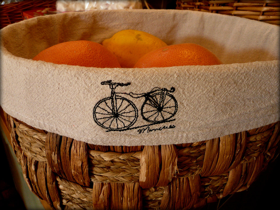 апельсины и лимон - Galina Belugina