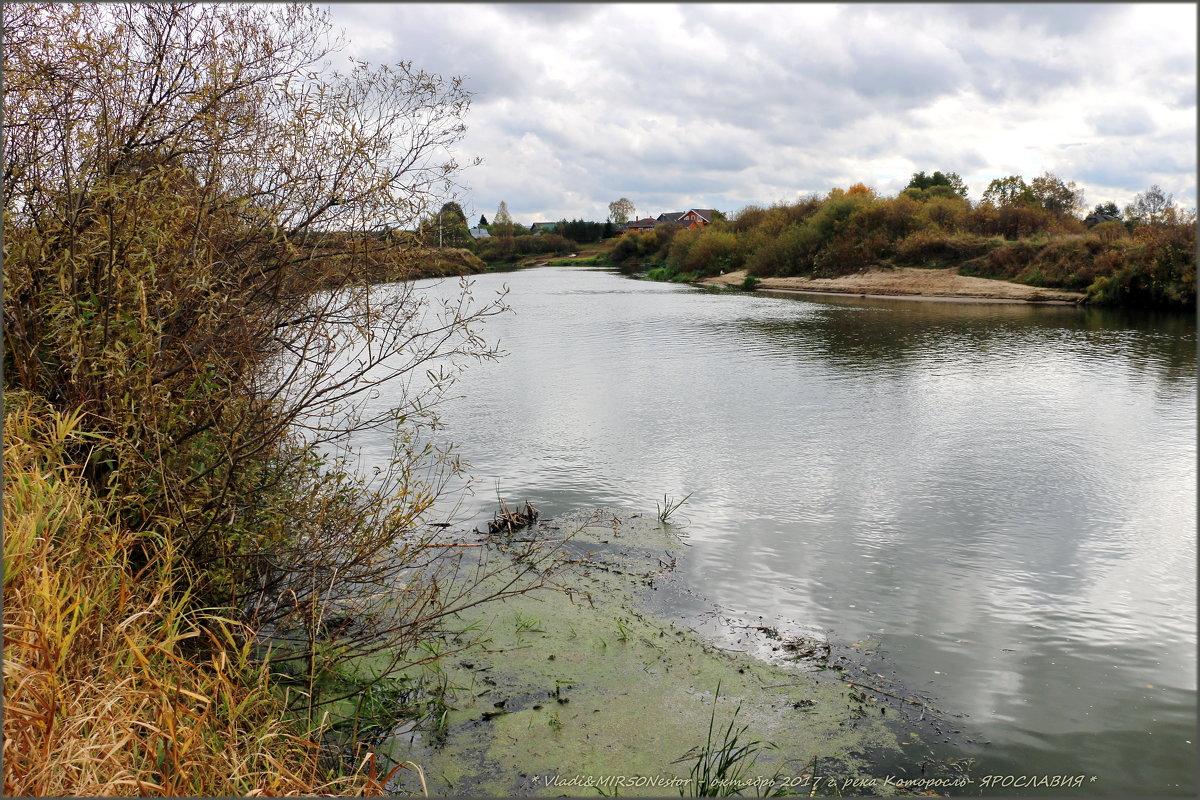 Я хожу, грущу один: Осень рядом где-то. Жёлтым листиком в реке утонуло лето. - Владимир ( Vovan50Nestor )