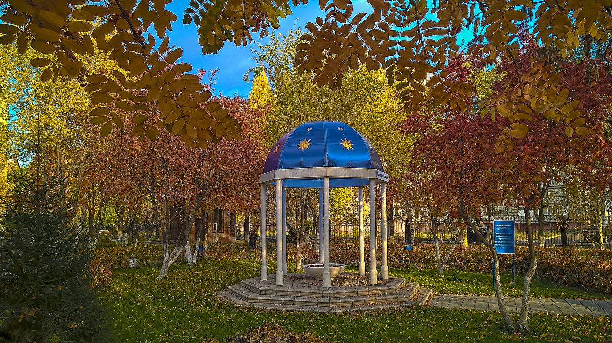 Осень в Оренбургском МНТК (18.10.17). - Elena Izotova