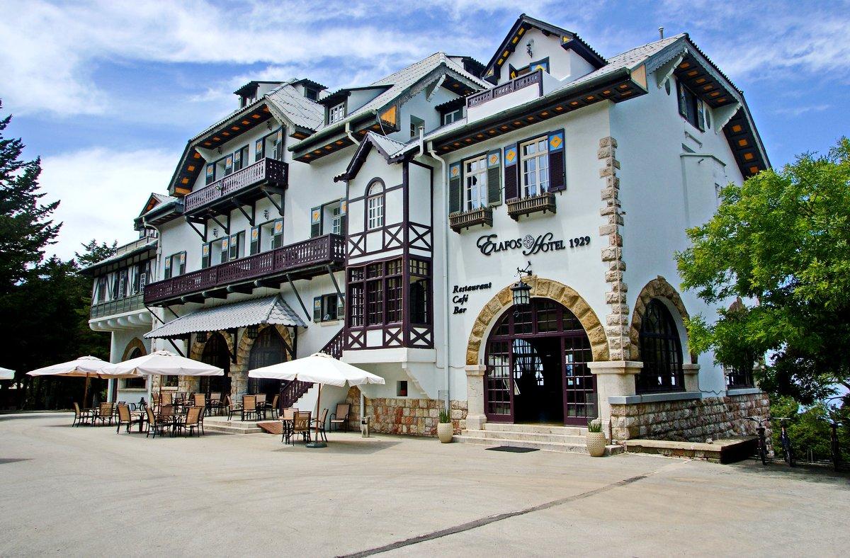 Отель Elafos - Андрей K.