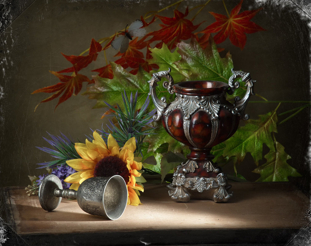 Про кубок цветок и бокал - mrigor59 Седловский