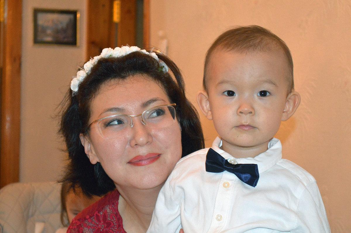 Моя мама - Алтай Сейтмагзимов
