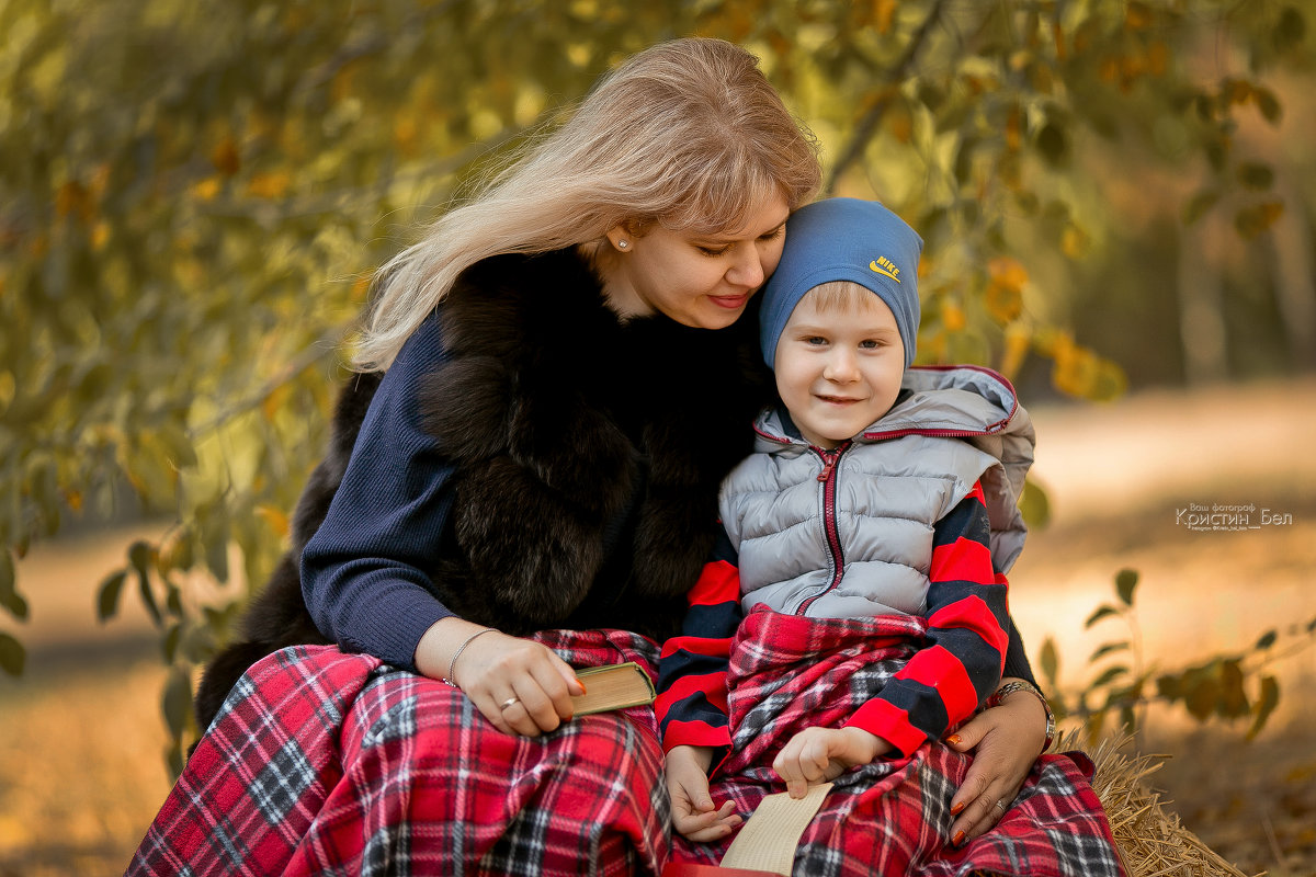 Осенняя пора Валерии и Геннадия :) - Кристина Беляева