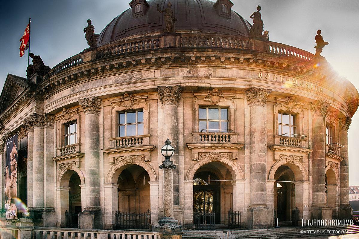 Bode-Museum Berlin - Татьяна Каримова