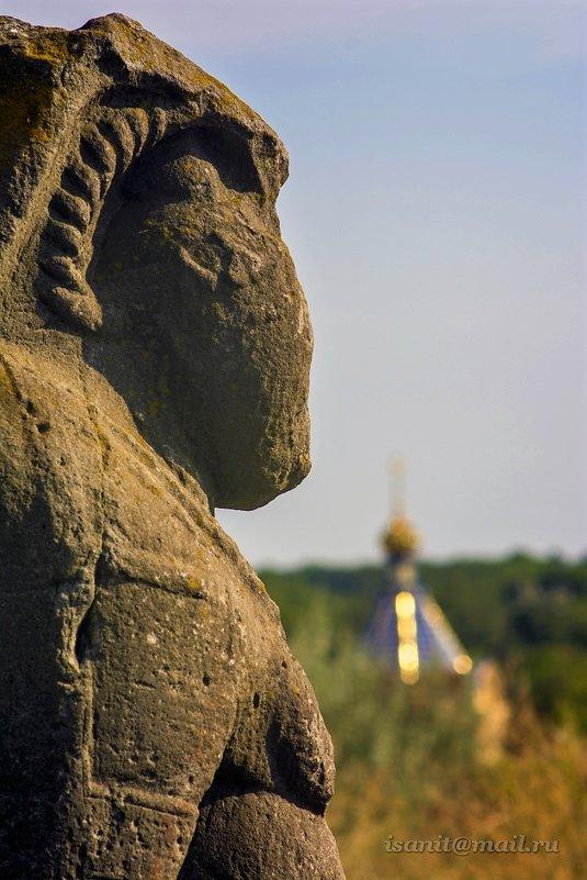 Сквозь века. Гора Кремянец, г. Изюм - isanit Sergey Breus