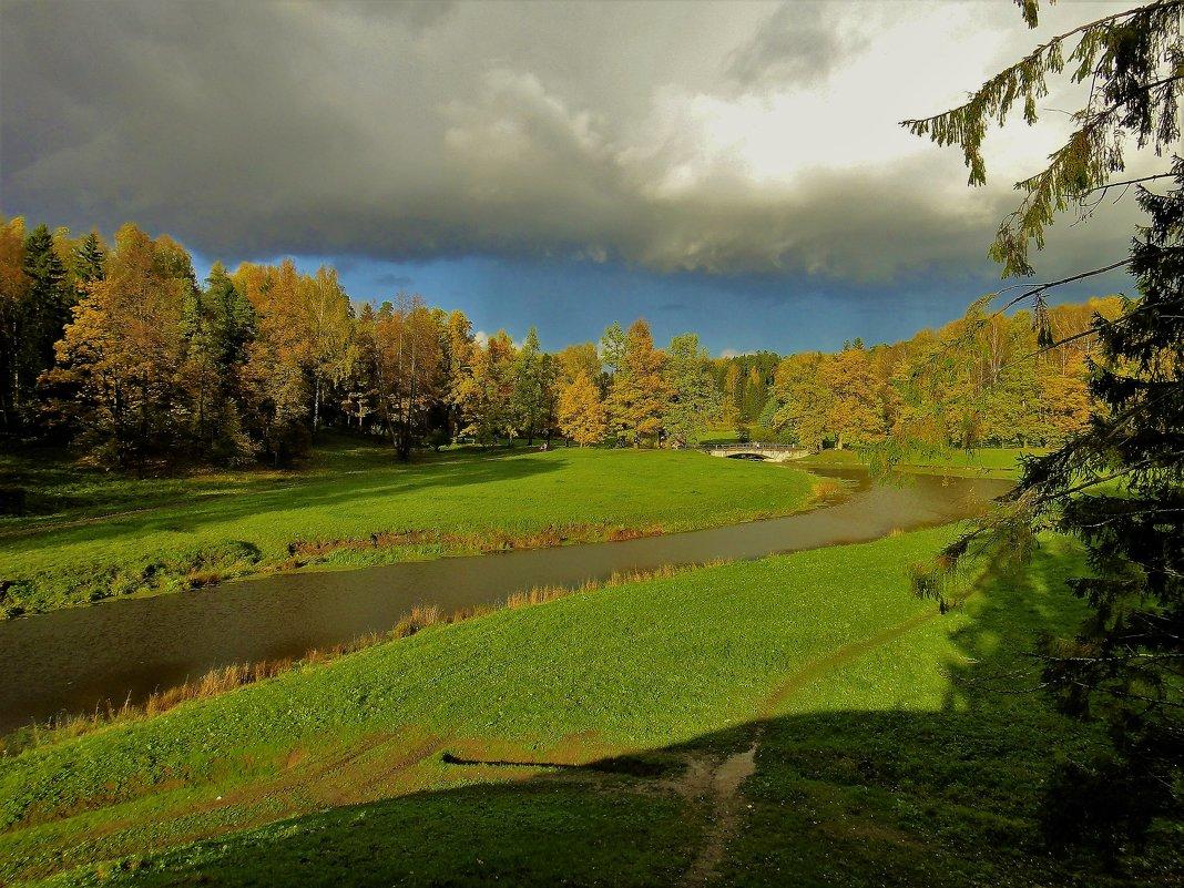 Славянка река... - Sergey Gordoff