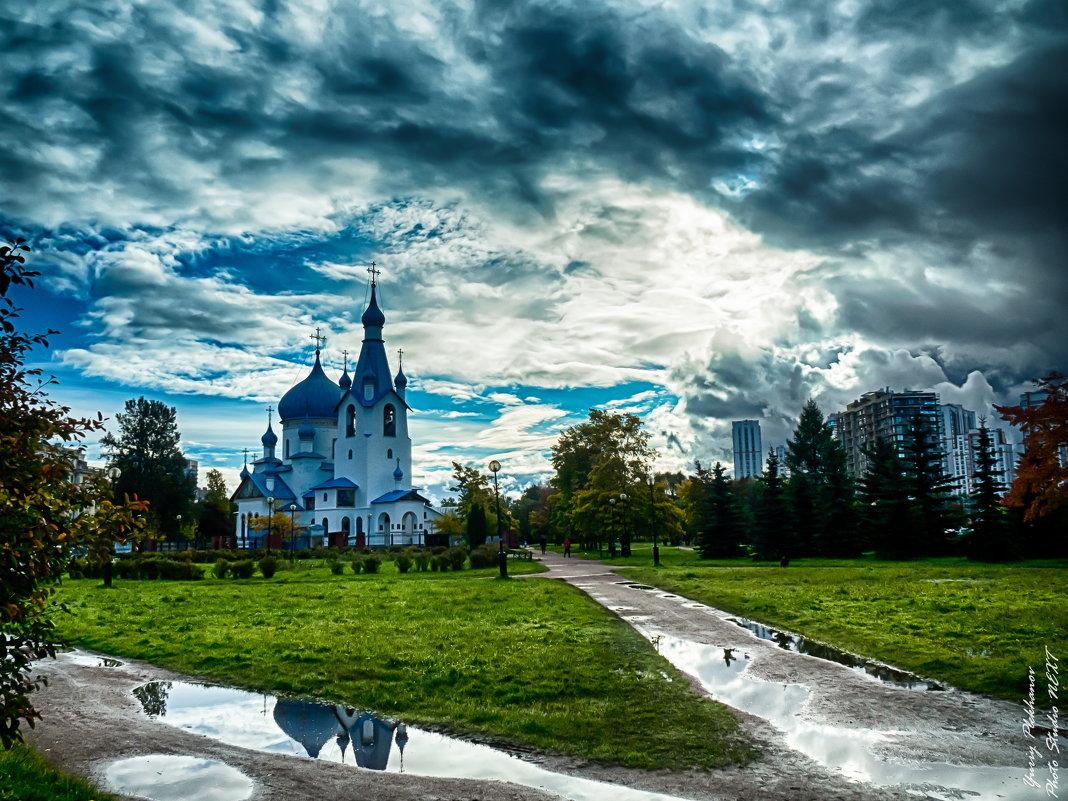 Питер Рождественская церковь - Юрий Плеханов