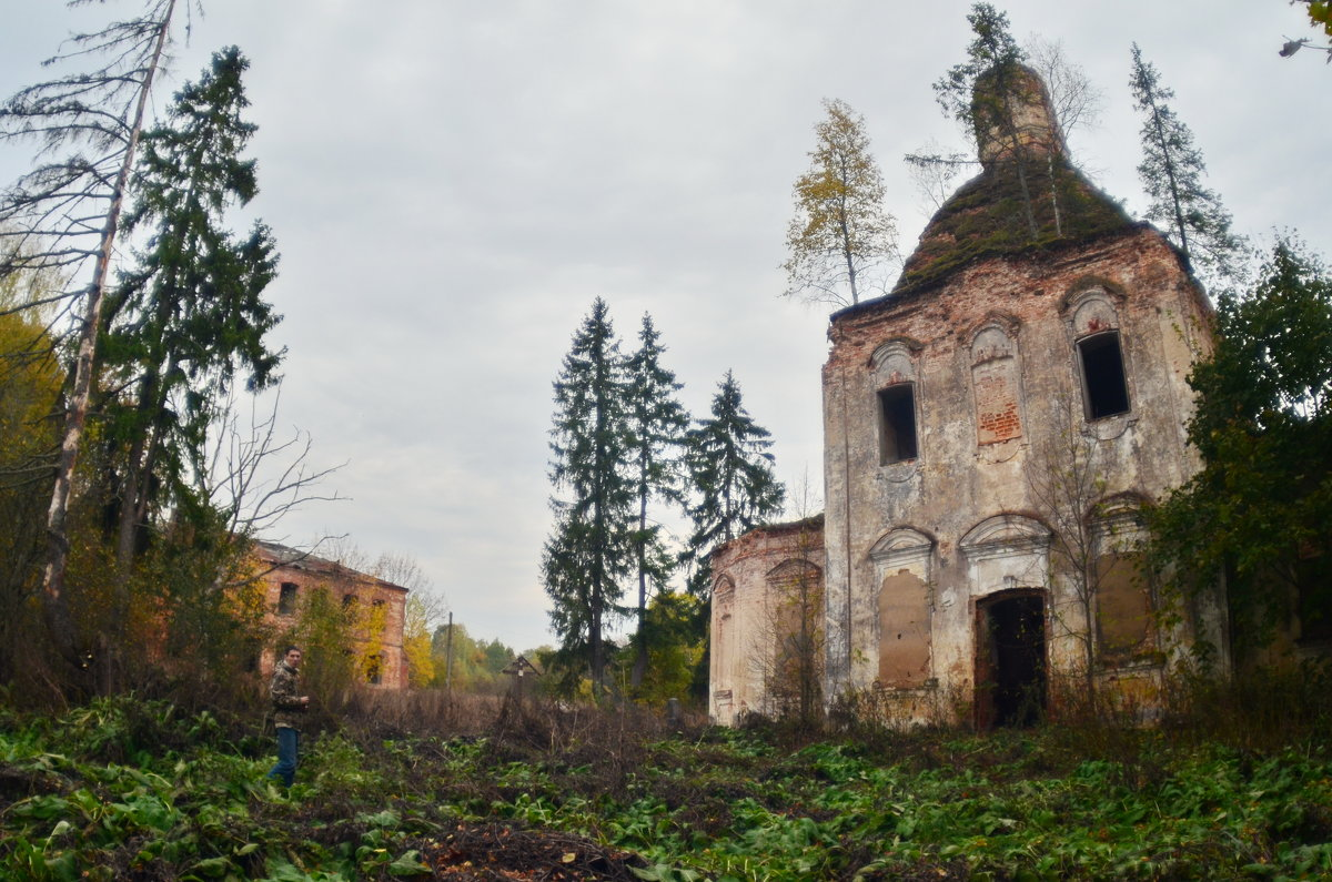 Неизвестная церковь - Aleksandr Ivanov67 Иванов