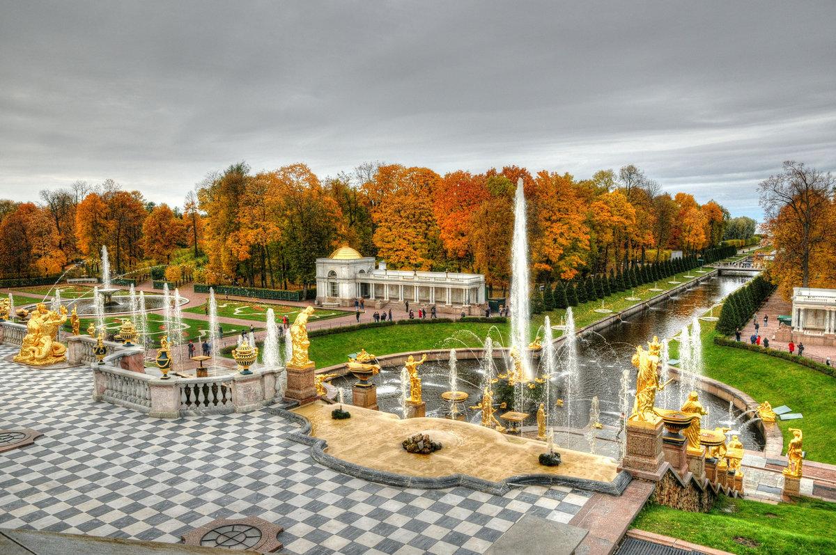 Осенью без HDR нельзя...)) - tipchik