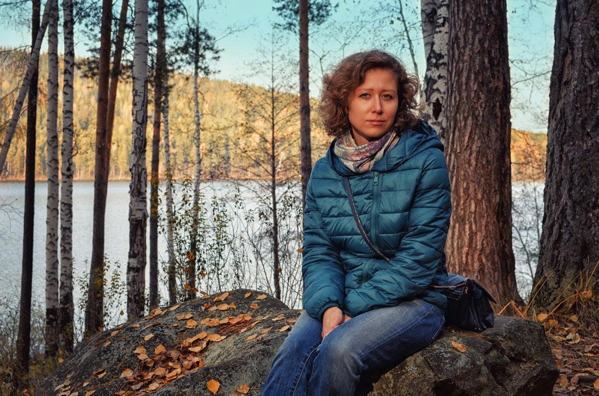 Осенний портрет 1 - Михаил Вайсман