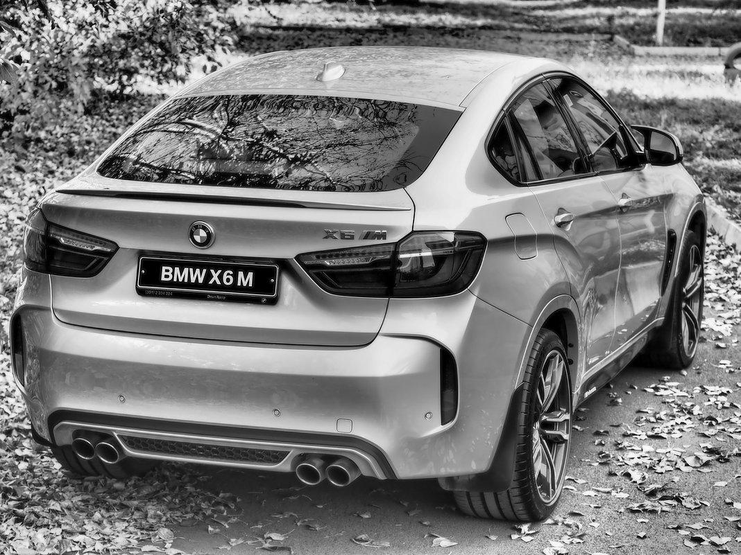 BMW X6 - Константин Батищев