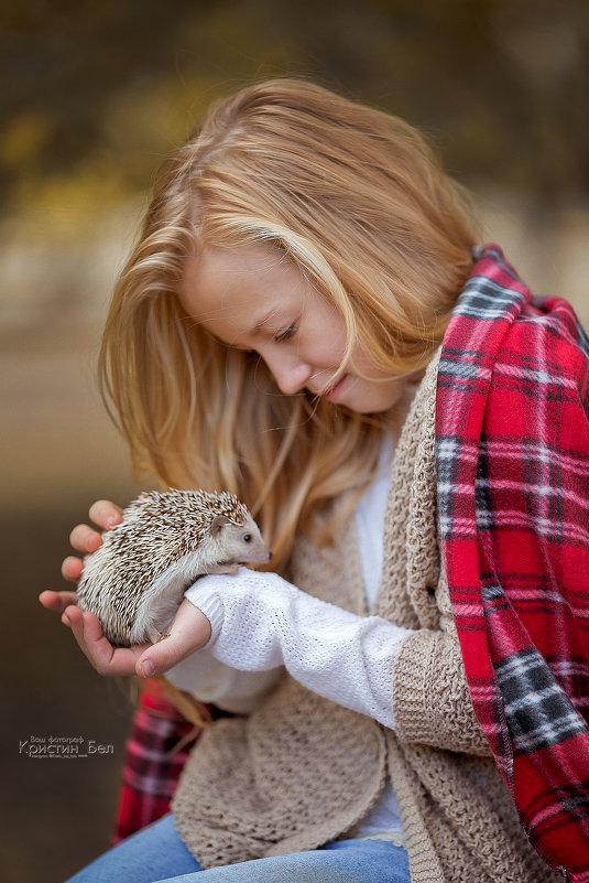 Очаровательная Вероника и малыш :) - Кристина Беляева