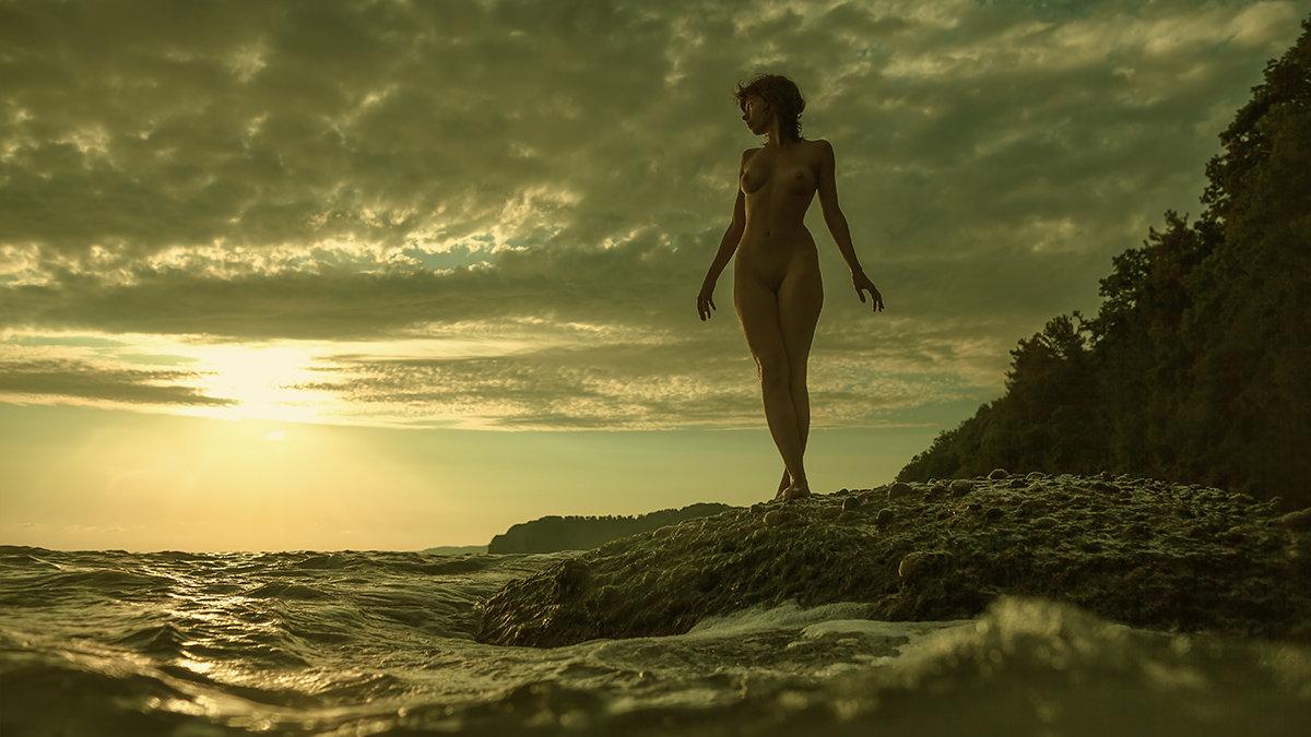 beauty of the sunset - Дмитрий Лаудин