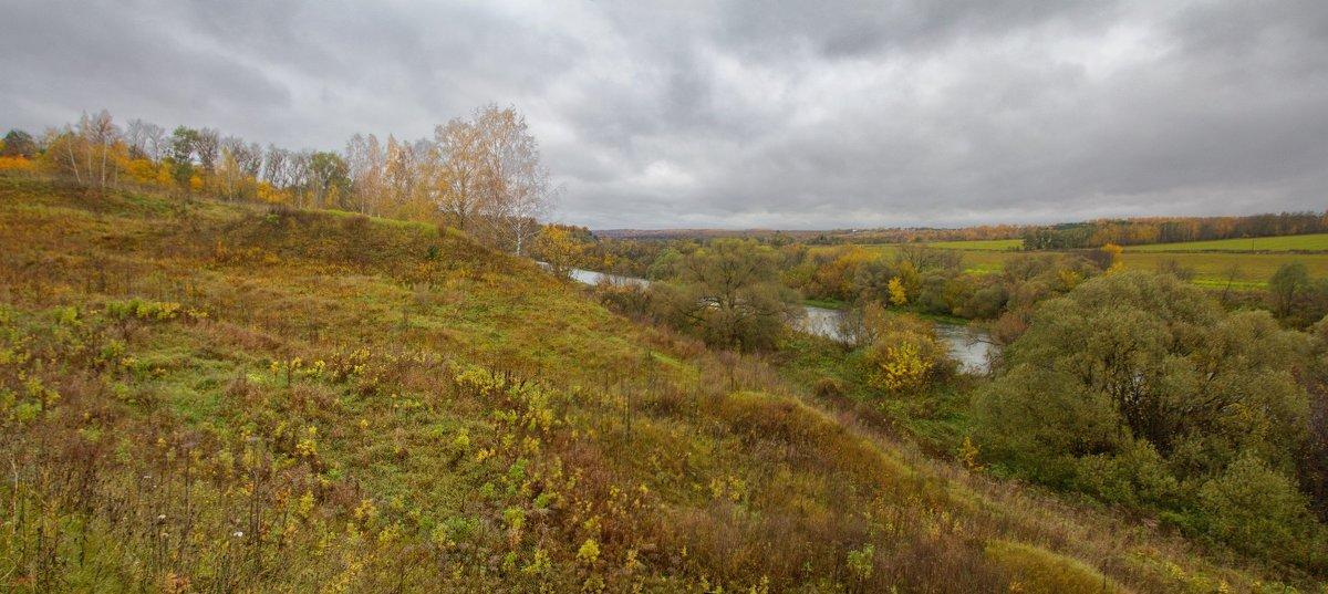 Осенний пейзаж - Константин
