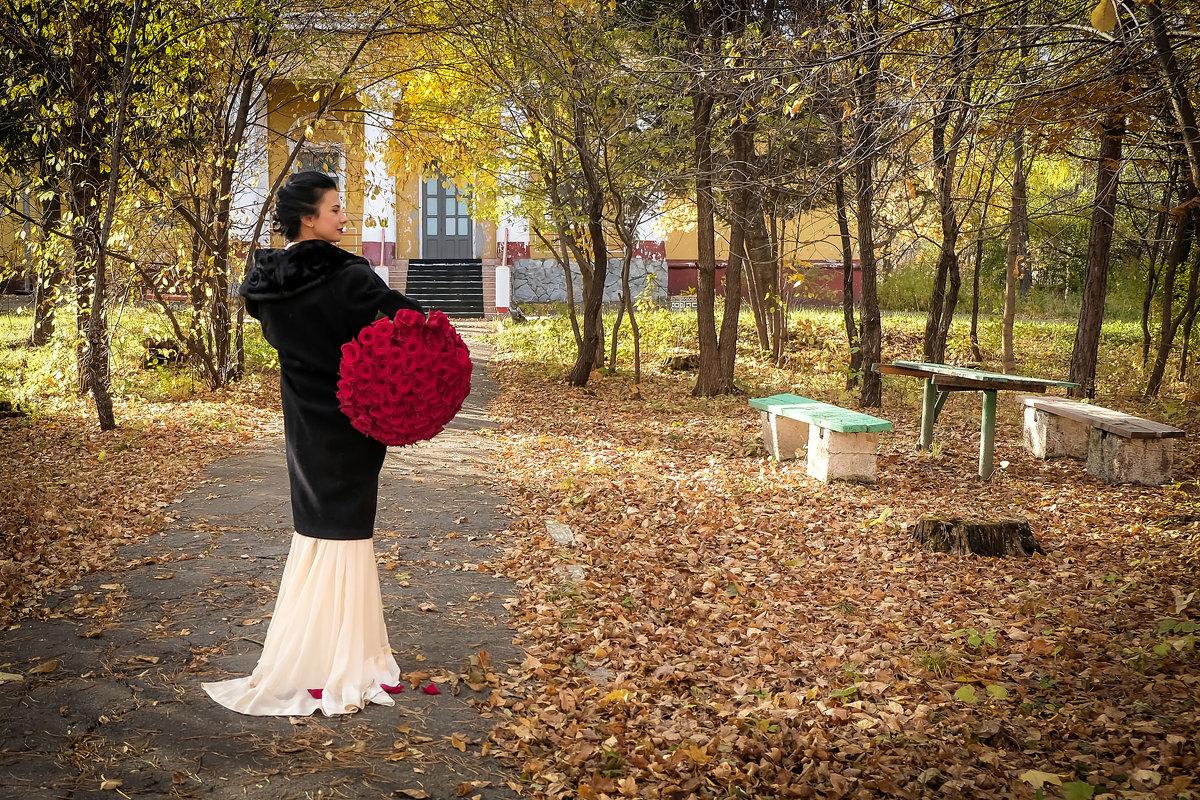 Осень - Валерий Решетнев