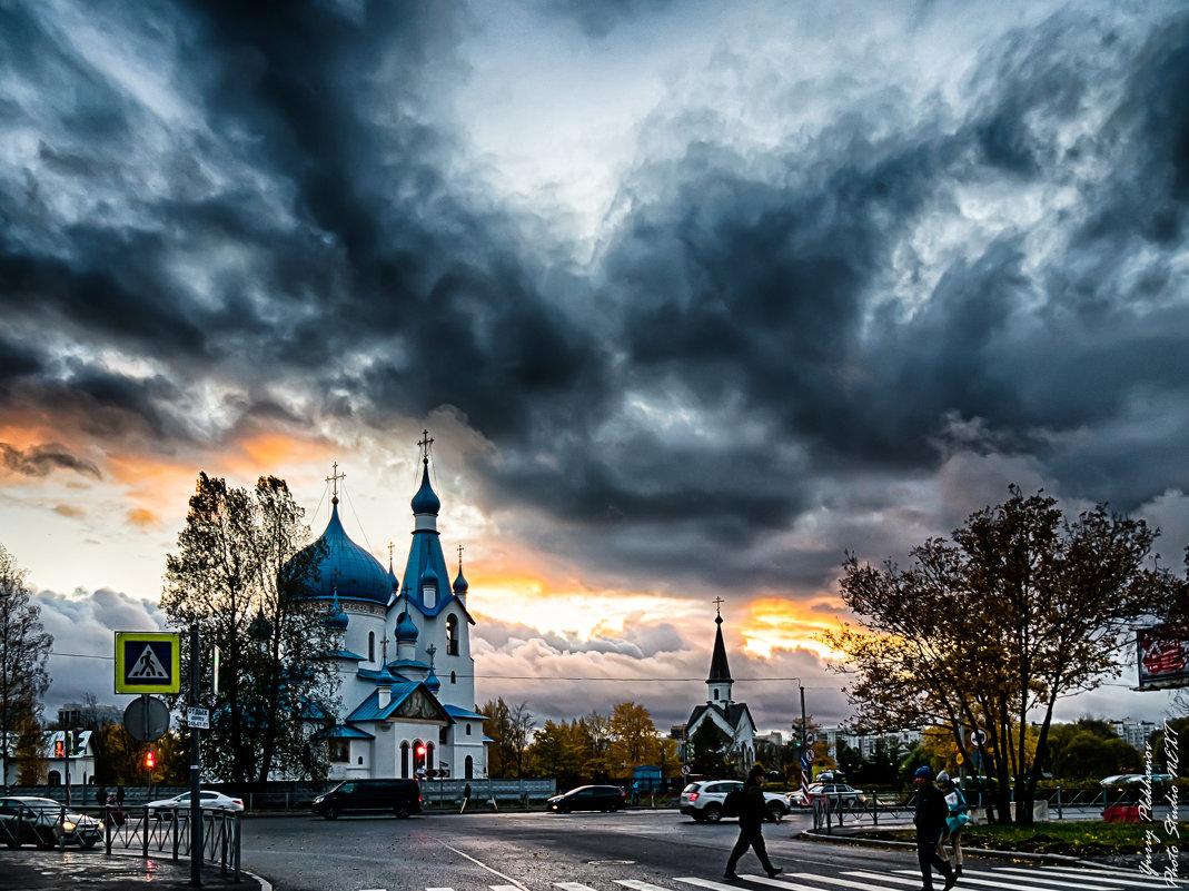 Питер Рождественская, Георгиевская церковь - Юрий Плеханов